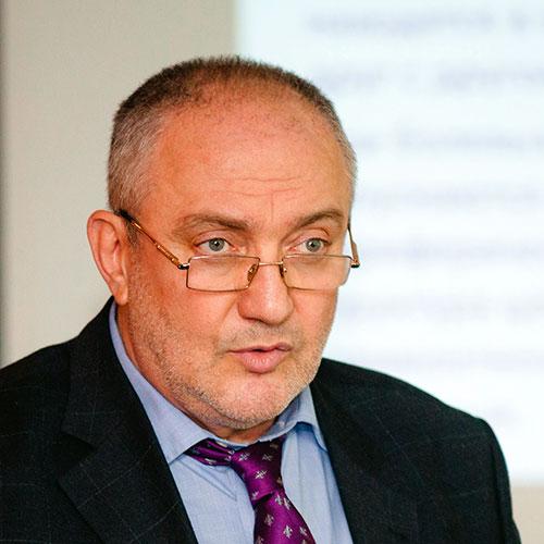 Романенко Игорь Владимирович